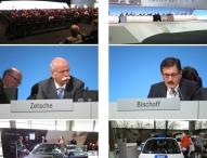 Hauptversammlung der Daimler AG 2015 in Berlin