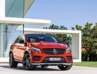 Produktion des Mercedes-Benz GLE Coupé startet in den USA