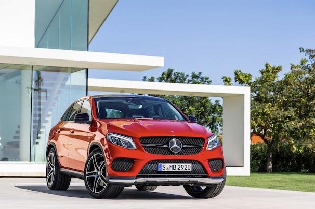 Bild von Produktion des Mercedes-Benz GLE Coupé startet in den USA