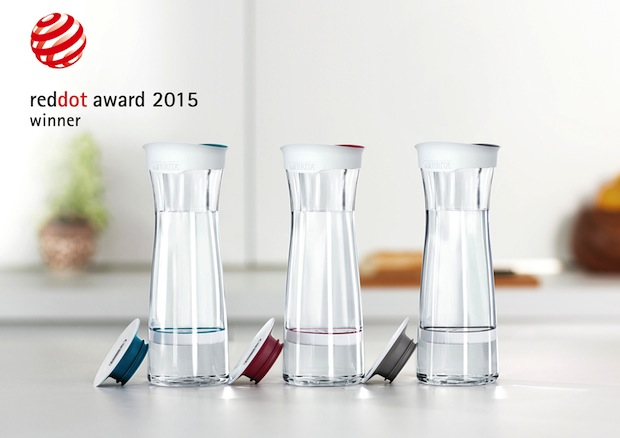 "Photo of BRITA Fill&Serve erhält ""red dot design award"" 2015"
