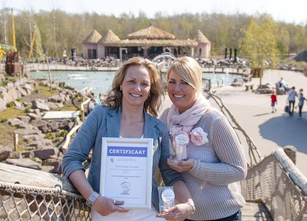 Bild von Freizeitpark Toverland zur besten Event-Location der Niederlande 2014 ernannt