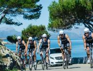 Mercedes-Benz unterstützt Triathleten des TEAM SPORT FOR GOOD