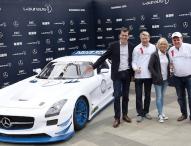 Mercedes-Benz und Laureus erweitern ihr weltweites Engagement