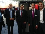 Deutsche Bundesstiftung Umwelt präsentiert auf Hannover Messe zukunftsweisendes Lacksystem