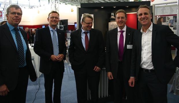 Photo of Deutsche Bundesstiftung Umwelt präsentiert auf Hannover Messe zukunftsweisendes Lacksystem