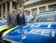 Landespolizei Baden-Württemberg setzt auf Einsatzwagen von Mercedes-Benz