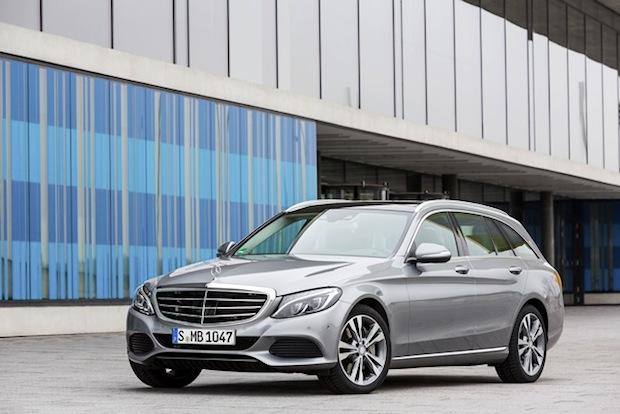 """Bild von """"Firmenauto des Jahres 2015"""": Mercedes-Benz Stromer holen dreifach Sieg"""