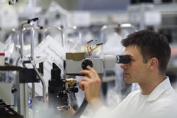 Bild von Neuer Studienschwerpunkt 'Ophthalmotechnologie' in Lübeck