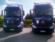 Großauftrag für Mercedes-Benz Lkw