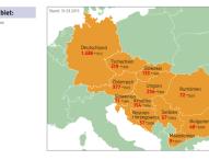 dm wächst in Deutschland deutlich über Plan
