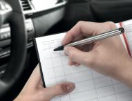 1.000 Euro Steuern sparen mit Fahrtenbuch!