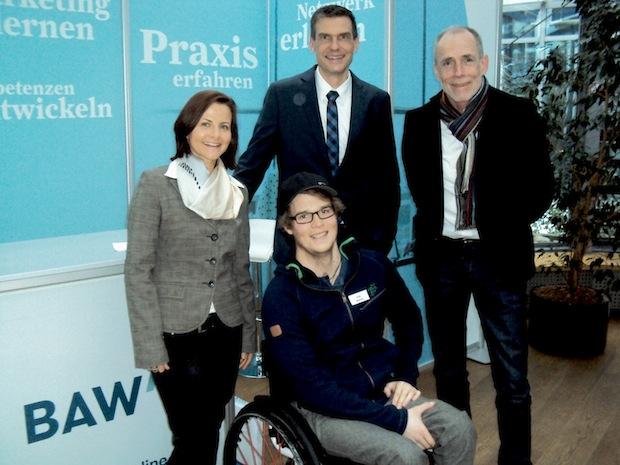 Photo of Paralympics-Anwärter Felix Brunner wird BAW Botschafter