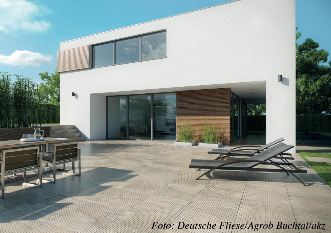 Photo of Outdoor-Keramik für Terrasse und Balkon