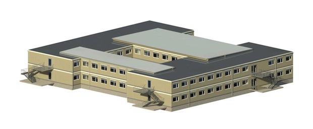 Photo of Heinkel Modulbau realisiert ein 3.200 qm großes, modernes Bürogebäude