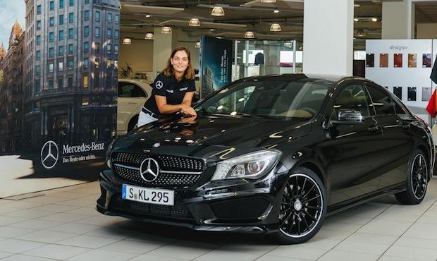 Photo of Mercedes-Benz wird Partner von Nachwuchsgolferin Karolin Lampert