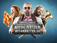 Christian Ulmen tritt für Mercedes-Benz Transporter an