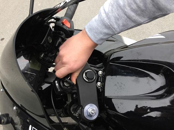 Bild von Wie Motorradfahrer ihr Zweirad vor Diebstahl schützen können