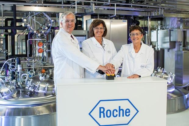 Bild von Roche Deutschland eröffnet am Standort Penzberg neues Produktionsgebäude
