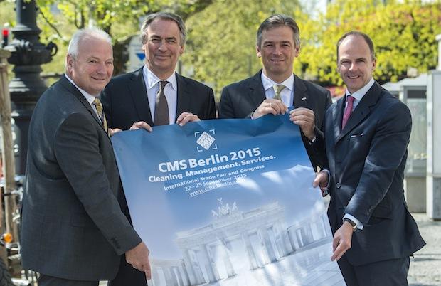 Bild von Alle Marktführer beim europäischen Top-Event vertreten