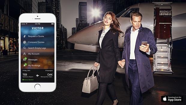 Photo of Jet per App: Victor stellt mobile App für die Buchung von Privatjets vor