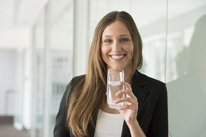 Bild von Motivation, Erfrischung und ein klarer Kopf im Büroalltag