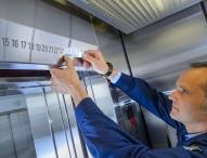 Aufzüge: Neue Plakettenpflicht ab 1. Juni 2015