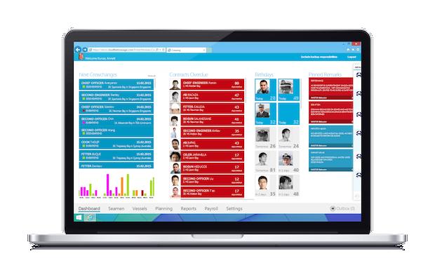 Bild von Cloud Fleet Manager sorgt für mehr Effektivität im Prozessmanagement von Reedereien