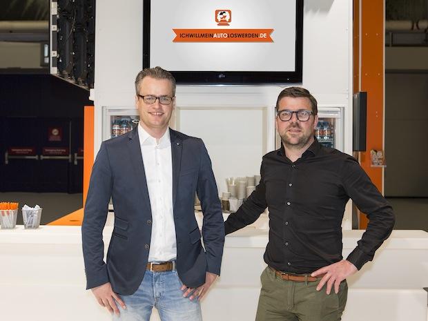 Photo of Rocket Internet und Prime Ventures investieren in ichwillmeinautoloswerden.de