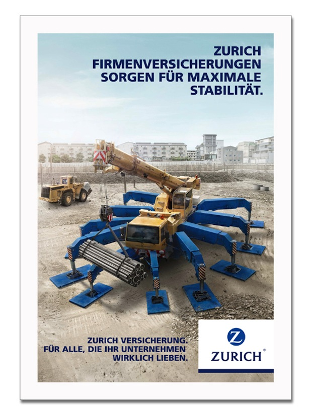 Photo of Zurich vereinfacht Sach- und Haftpflichtschutz für Firmenkunden