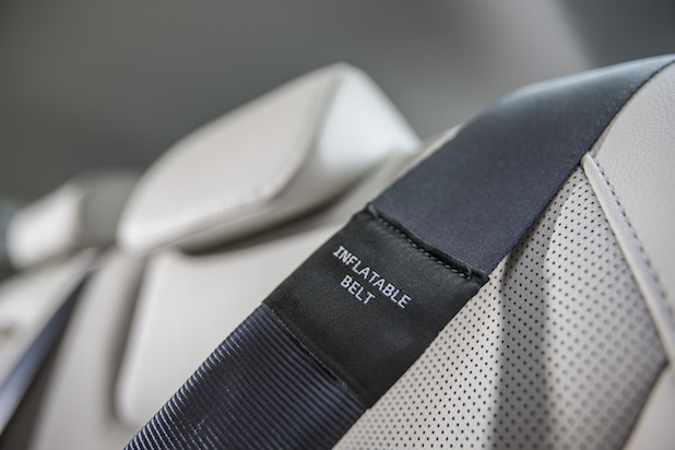 Bild von Über ein Drittel aller Europäer ignorieren die Gurtpflicht auf Rücksitzen