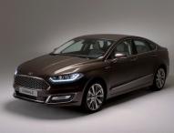 Serienversion des Ford Vignale Mondeo ab Mai bestellbar