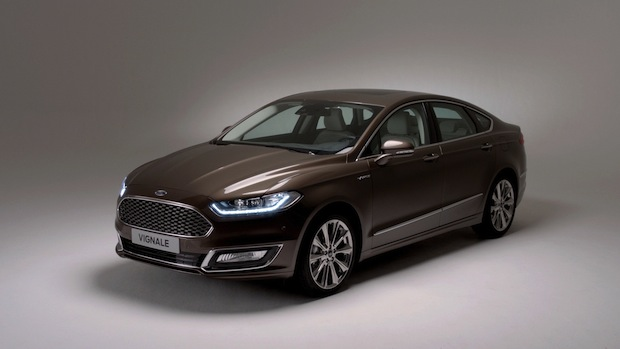 Photo of Serienversion des Ford Vignale Mondeo ab Mai bestellbar