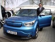 Große Roadshow zur E-Mobilität mit Kia Soul EV*