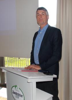 Foto: Lothar Hofer aus Wülfrath ist der neue Vorsitzende vom Mittelstandsforum NRW.