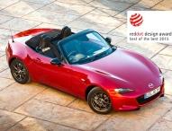 Red Dot Award für drei Mazda Modelle