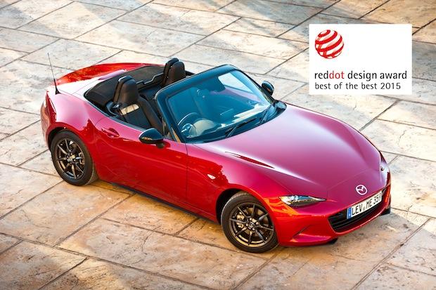 Photo of Red Dot Award für drei Mazda Modelle