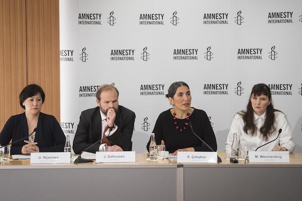 Bild von Deutschland schweigt zu Folter in Usbekistan