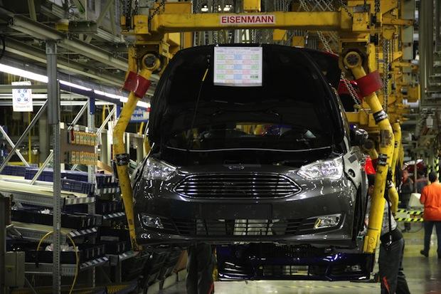 Photo of Ford startet die Serienproduktion des neuen Ford C-MAX