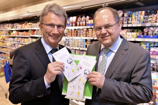 Photo of Lebensmittelhandel informiert über Kennzeichnung
