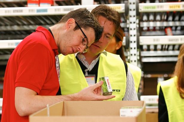Bild von Logistik braucht jeder – sieh selbst! / Am 16. April Logistik erleben und verstehen