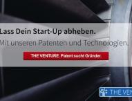 """The Venture: Ein Gründungswettbewerb  nach dem Motto """"Patent sucht Gründer"""""""