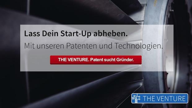 """Photo of The Venture: Ein Gründungswettbewerb  nach dem Motto """"Patent sucht Gründer"""""""