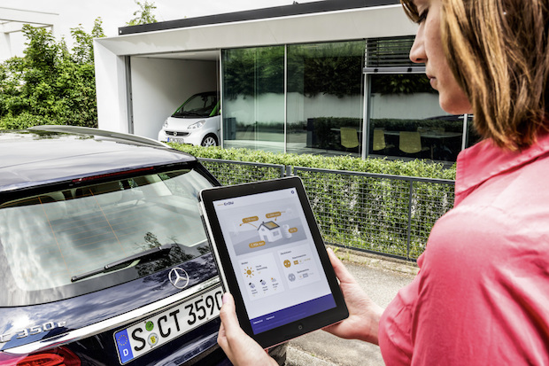 Bild von Batterie-Technologie von Daimler beschleunigt Energiewende