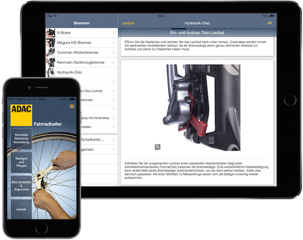 """Bild von ADAC Verlag: Neue App """"Fahrradhelfer"""""""