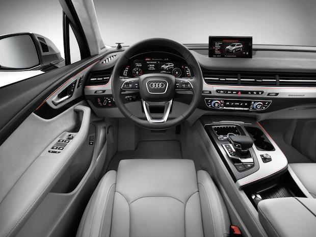 Bild von Audi und Cubic Telecom starten strategische Partnerschaft