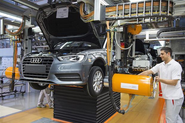 Photo of Audi-CEO Stadler bei Hauptversammlung