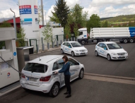 Deutschlands erste Wasserstoff-Tankstelle an der Autobahn eröffnet