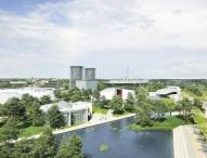 Die Autostadt in Wolfsburg feiert Geburtstag