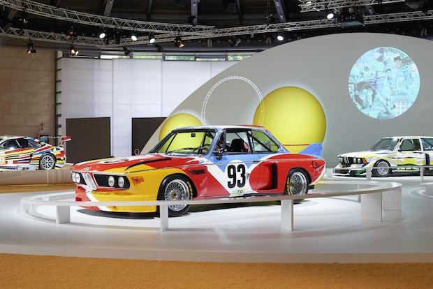 Bild von BMW feiert 40-jähriges Jubiläum der BMW Art Cars