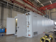 STREICHER liefert Kraft-Wärme-Kopplungs-Anlage nach Niedersachsen